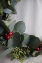 Eucalyptus Christmas Wreath by Plants with Lil
