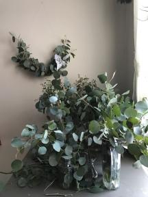 Eucalyptus & Example Wreath