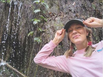 Waterfall in Tonto National Park @lillianalucinda